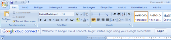 Cloud Connect in Office